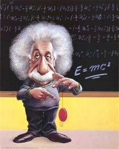 eistein physics formula
