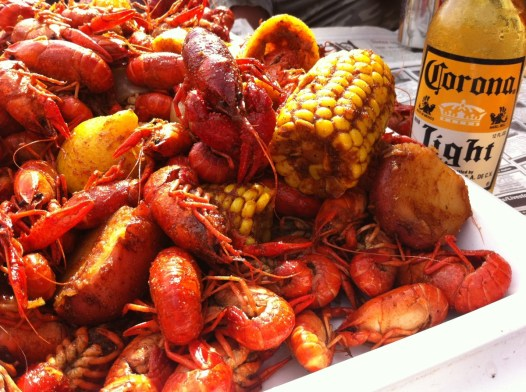 yummy crawfish