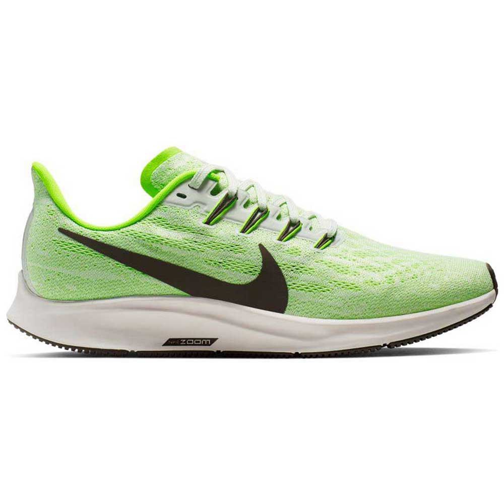 Nike Zoom Grey And Green Nike Air Zoom Pegasus 36