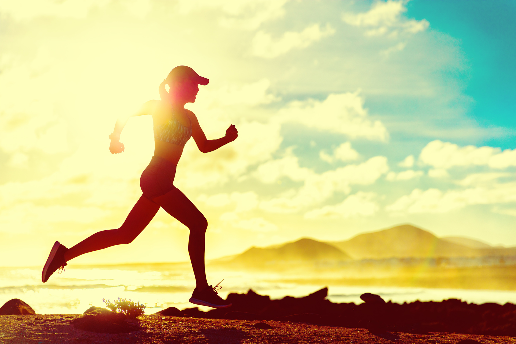 Jogging Run Time 4 Simple Ways To Prevent Sunburns When Running In The Summer