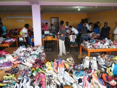 donación de material deportivo etiopía