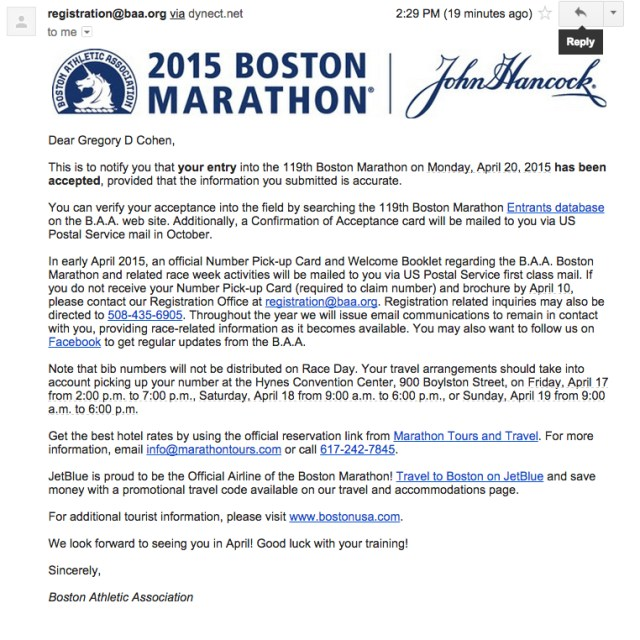 2015_Boston_Marathon_Confirmation_Of_Entry_Acceptance_-_gregory_d_cohen_gmail_com_-_Gmail