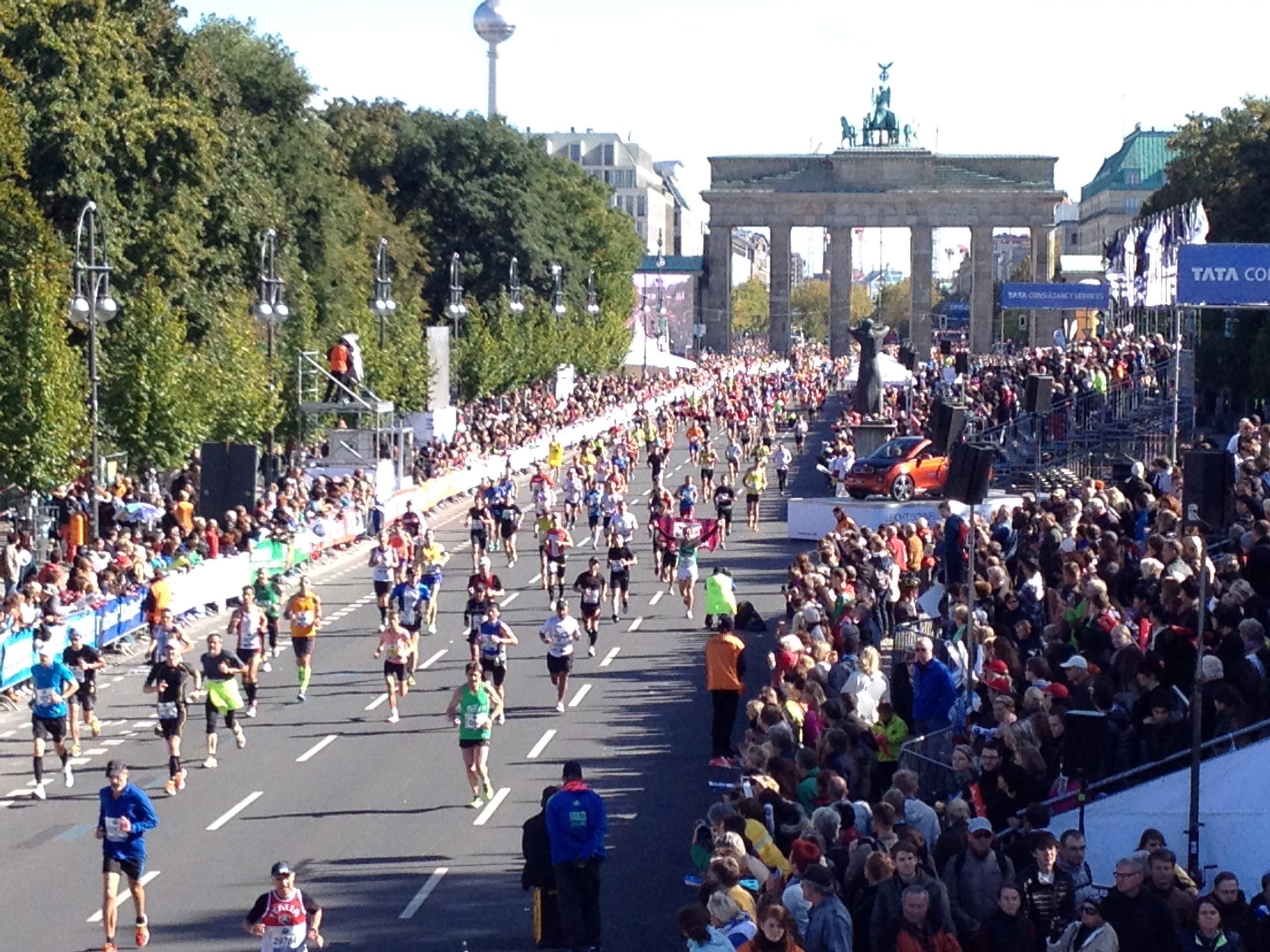 Amsterdam Fall Wallpaper Berlin Marathon To Kick Off Fall Marathon Majors