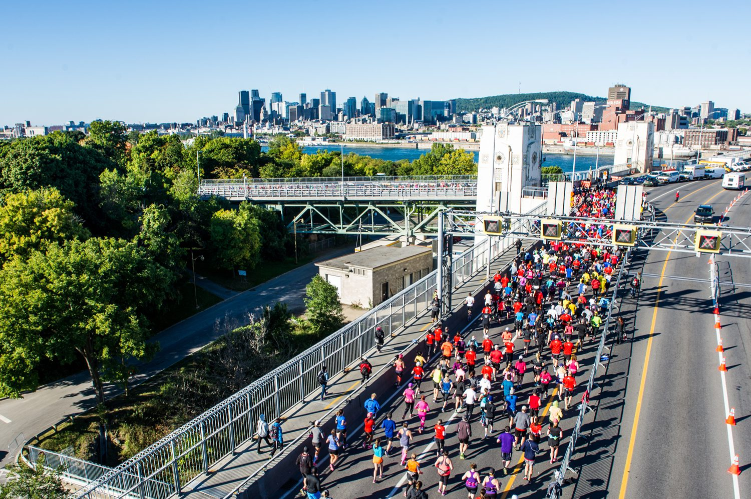 Montreal Weather With Hot And Humid Weather Approaching Montreal Marathon Gets