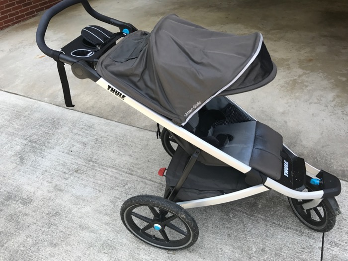 Best Stroller Maneuverability Thule Urban Glide Running Stroller Review Running Wife