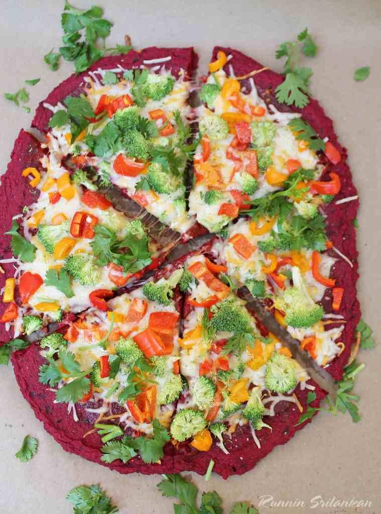 beet crust