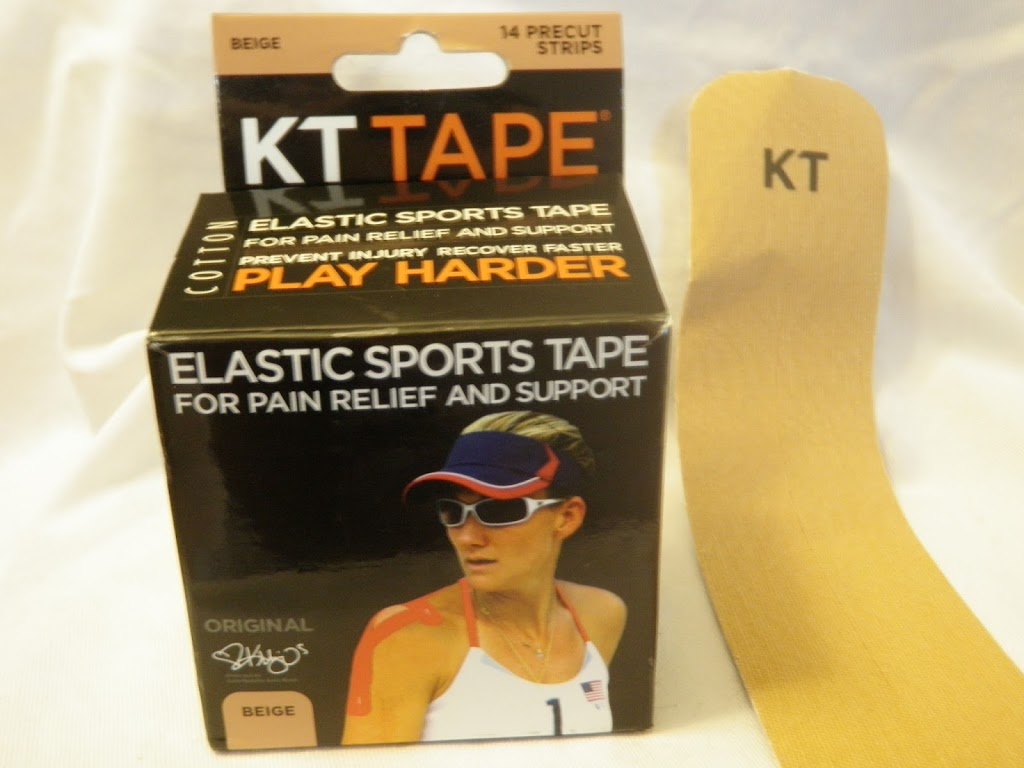 Favorite Things Fridays - KT Tape & Rock Tape