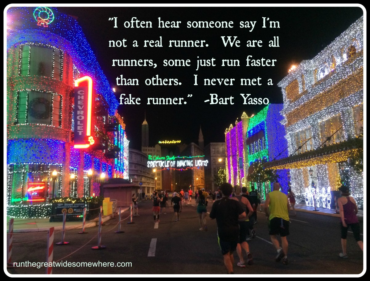 TotR: Runners Who Inspire Me