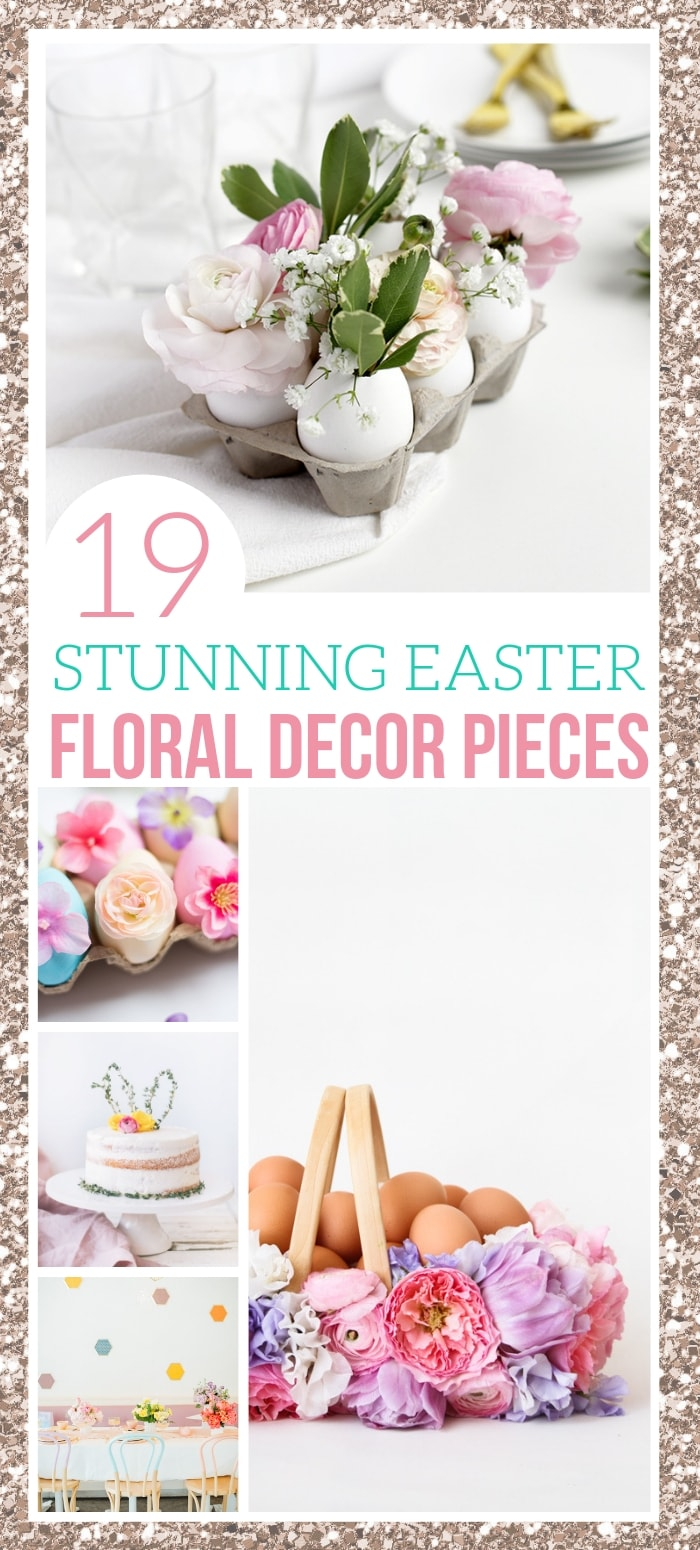Diy Easter Decoration Ideas With Flowers Elevate Your Home