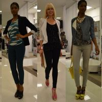 Spring Essentials Fashion Show
