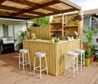 Interior Design for Home Ideas: Outdoor Patio Bar Ideas