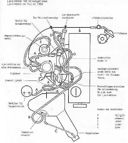is300 vacuum hose diagram