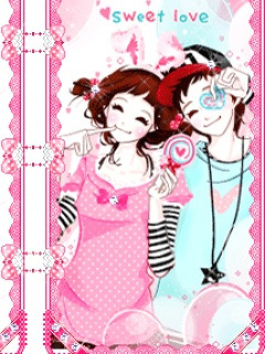 Cute Couple Holding Hands Wallpapers Korean Anime Rusamakanangin