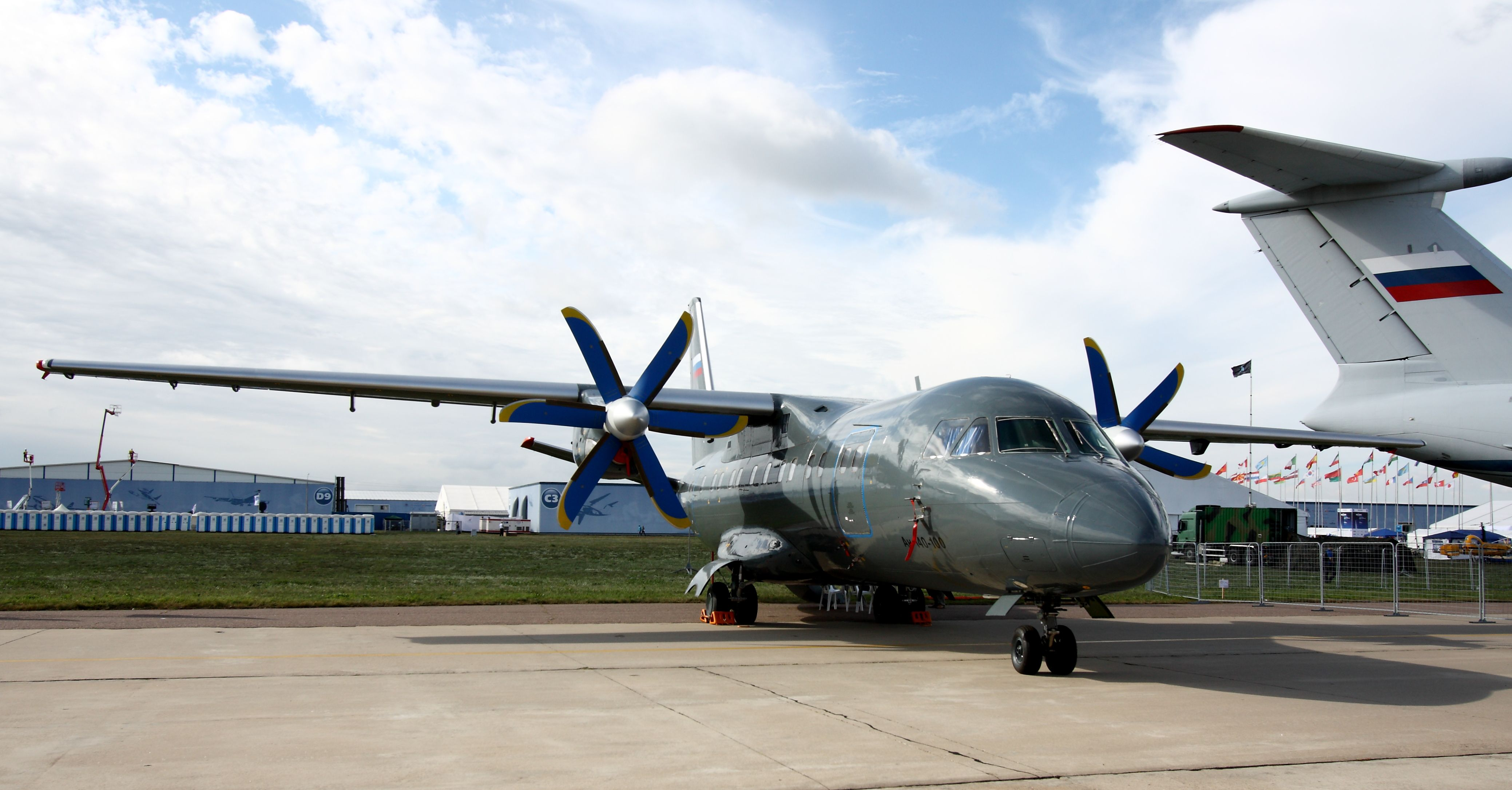 Elettronica Spa Antonov An 140 100 To Become More Competitive Rusengineering