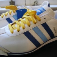 Team Zissou shoes on EBay
