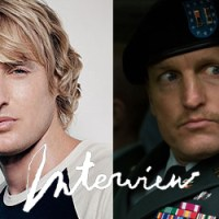 Owen Wilson Interviews Woody Harrelson