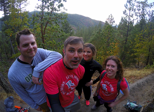 Endless Summer Hike Adventure The Rushmore Society
