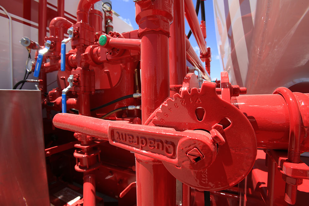 Hot Oil Units Rush Overland