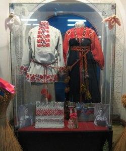 Смоленский костюм женский и мужской