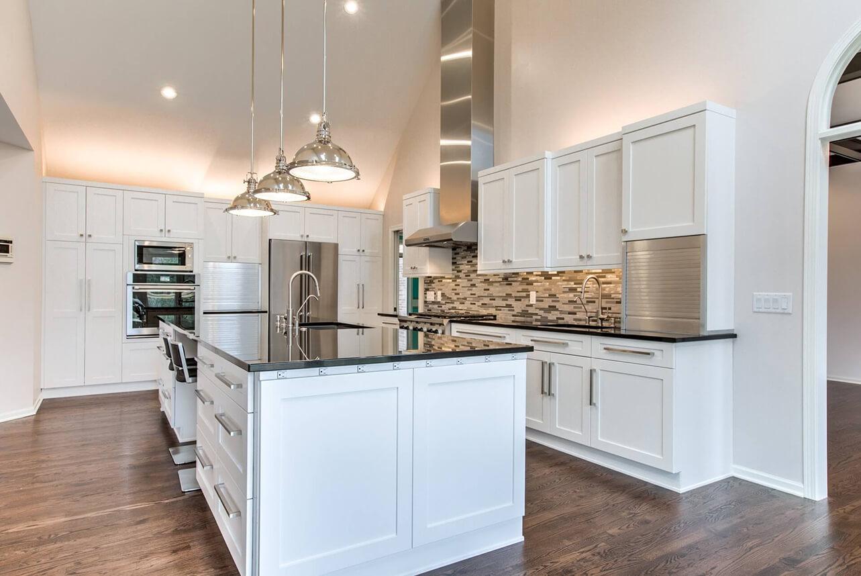 old dominion remodel kitchen remodeling lincoln ne custom renovations custom kitchen redesign Lincoln NE custom white kitchen remodel