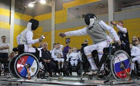 В Торонто прошла массовая акция в поддержку российских паралимпийцев