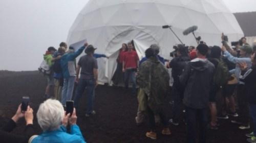 Эксперимент по имитации условий полета на Марс завершился на Гавайях