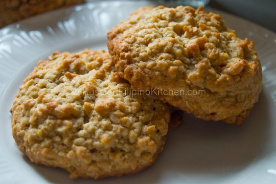 Perfectly Soft Oatmeal Cookies 16