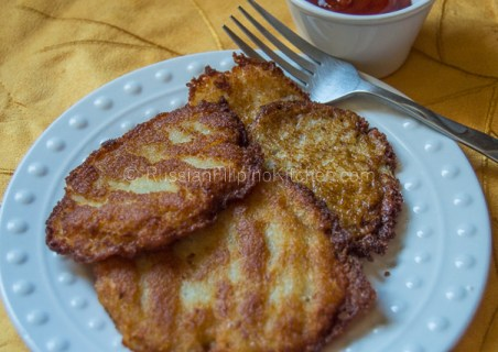 Draniki – Russian Potato Pancakes 12