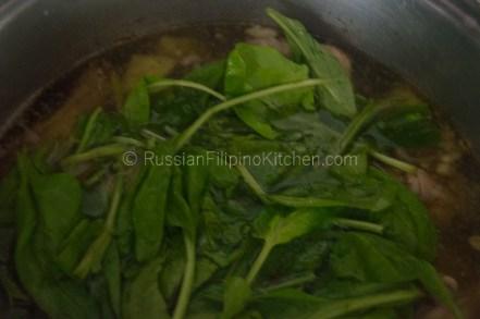 Tinolang Manok (Filipino-style Chicken Soup) 15