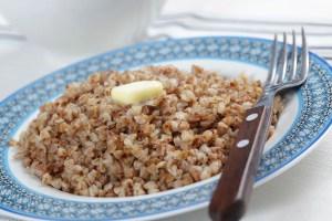 Buckwheat Kasha (Гречневая каша), Oven Recipe