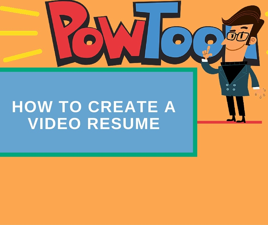 Learn How to Create an Impressive Video Resume - video resume