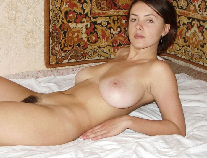 Amazing brunette has sex