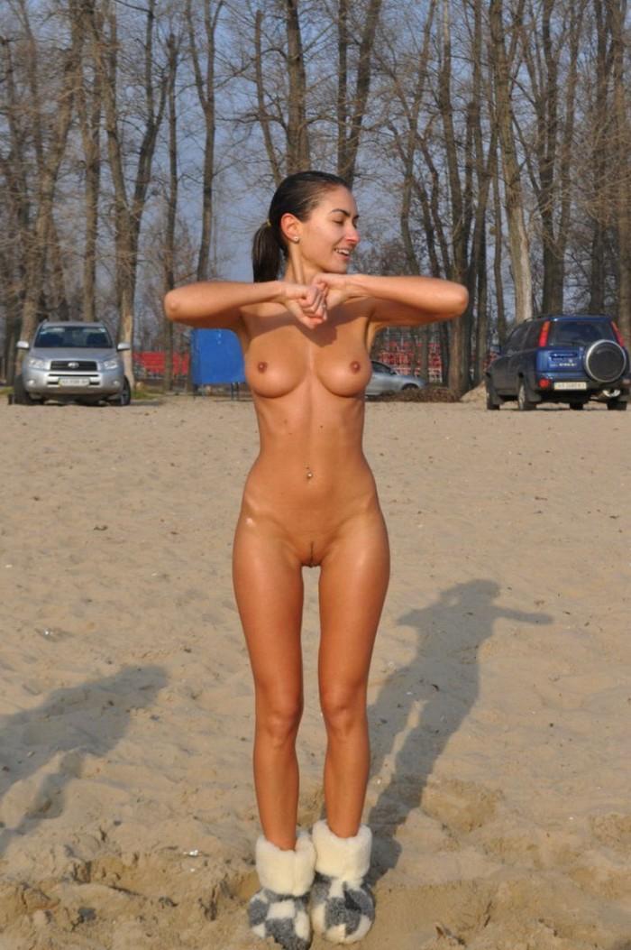 spring break naked hot