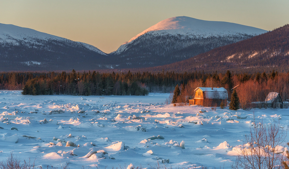 No Frost Winter Fairytale Of The Kola Peninsula · Russia Travel Blog
