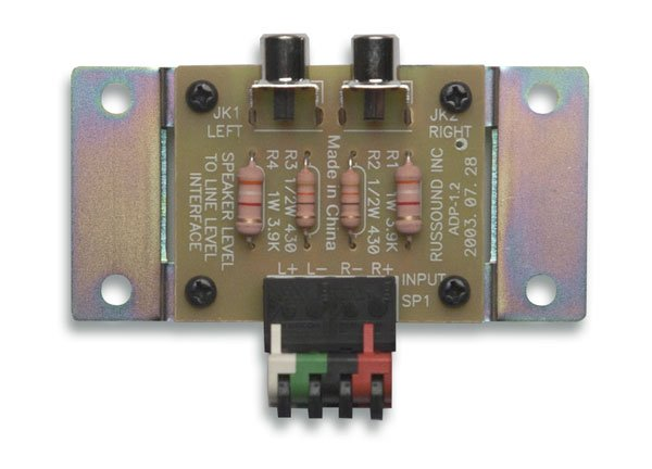 Russound - ADP-12 Speaker to Line-Level Adapter