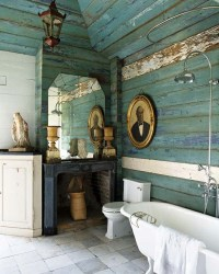 Decorating With Coastal Colors - Rustic Crafts & Chic Decor