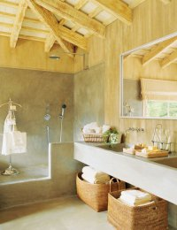 Rustic Chic Bathrooms - Rustic Crafts & Chic Decor