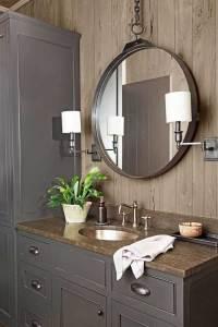Rustic Cabin Bathroom Decor And DIYs - Rustic Crafts ...