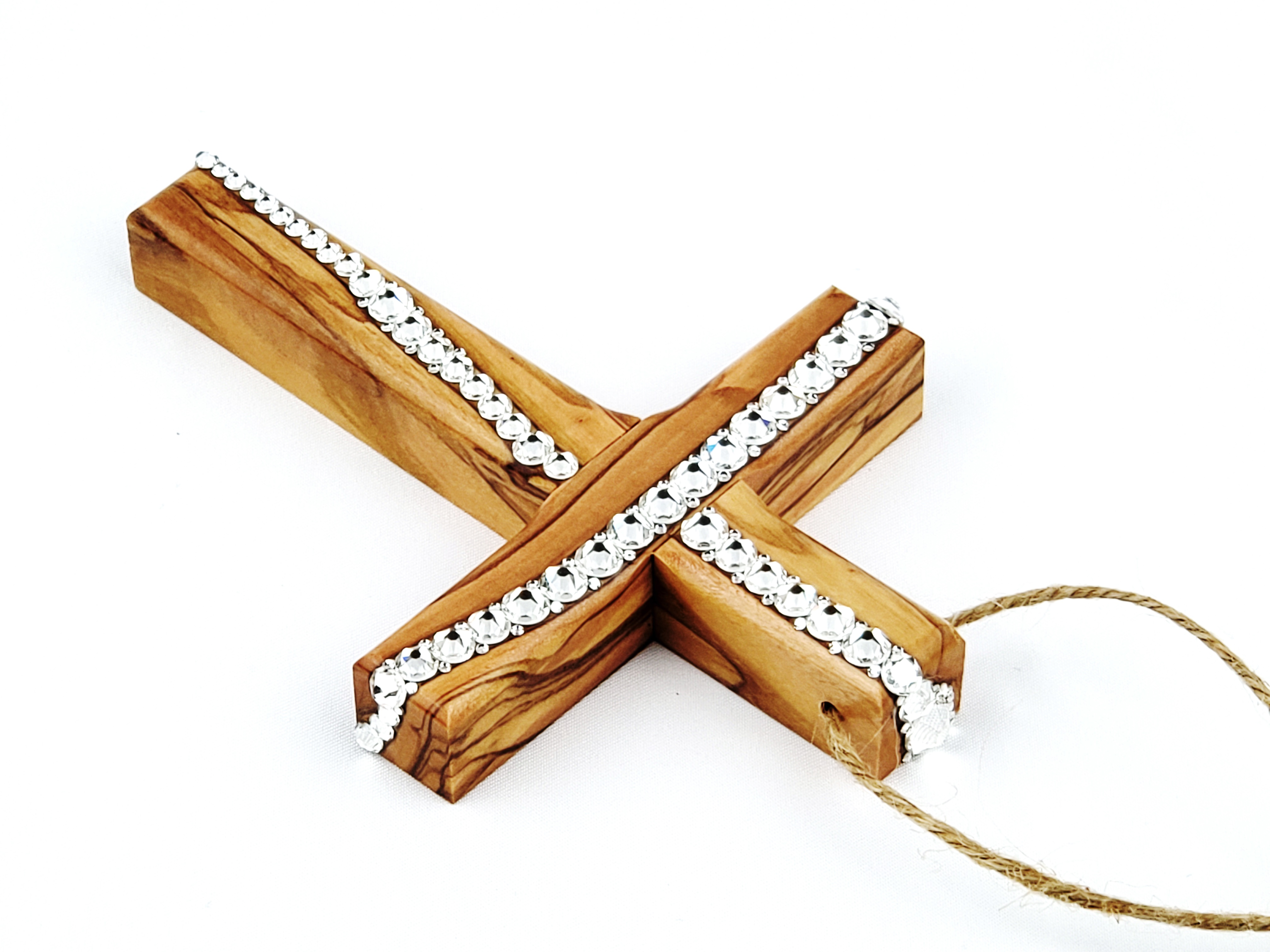 Cross Ornament For Your Home Rustic Elegance
