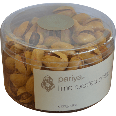 Pariya Lime Roasted Pistachios 180gm