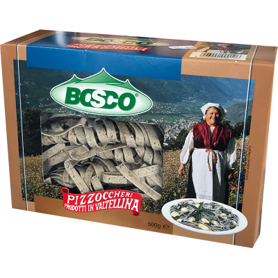 Bosco Pizzocheri 500g