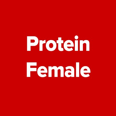Protein Female - Entire Category