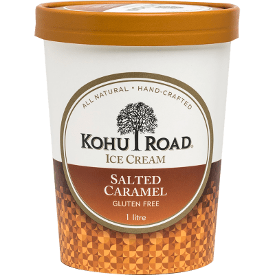 Kohu Road Salted Caramel Ice Cream