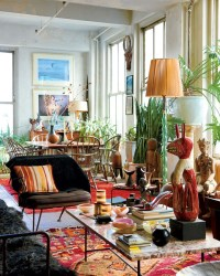 5 bohemian home decor ideas