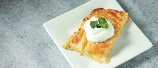 Simple Crockpot Chicken Enchilada Shortcut