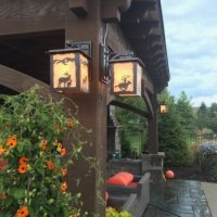 Kiva Lighting Photo Contest - Rustic Lighting & Fans
