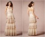 Rustic Romantic Wedding Dress