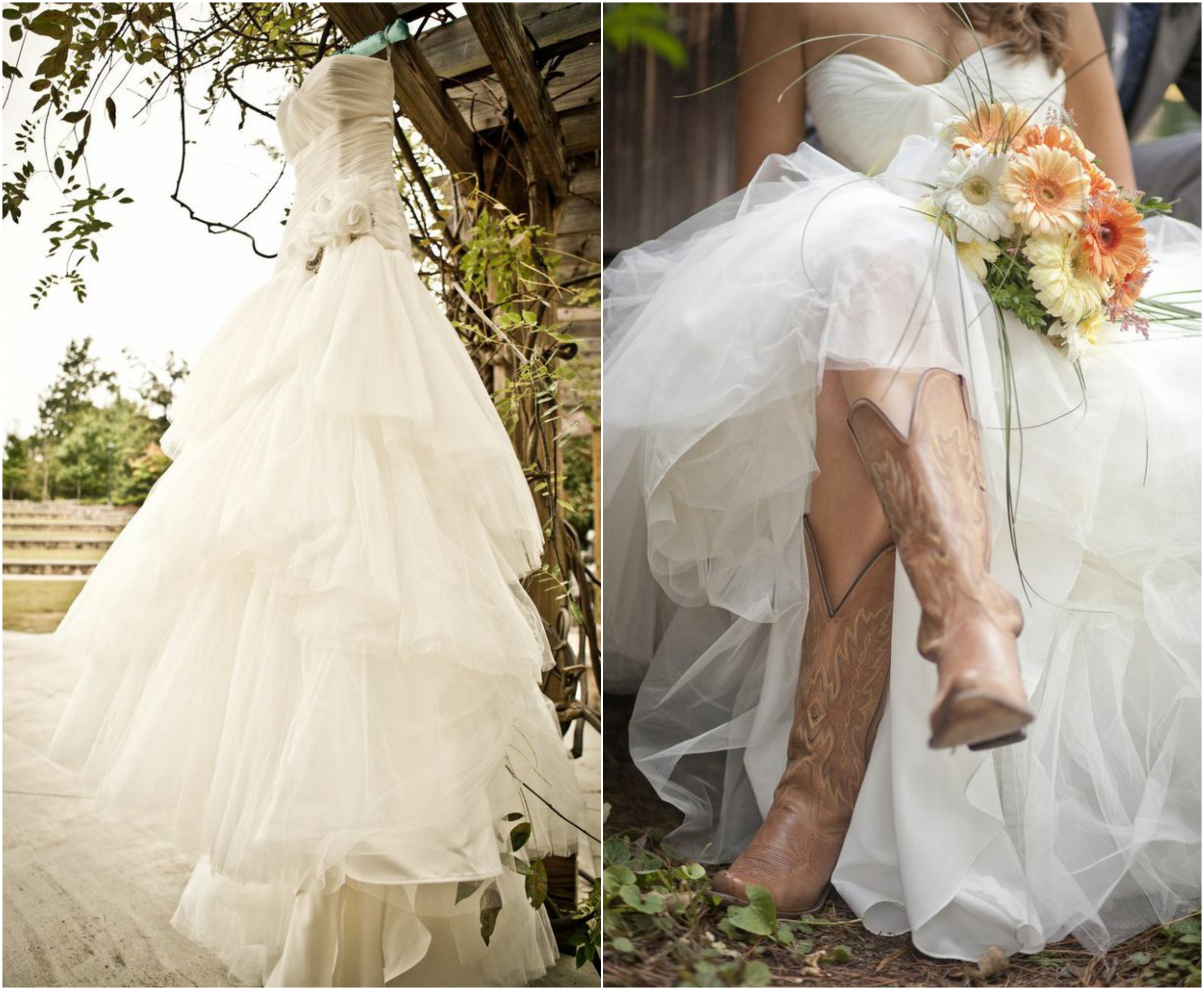 country wedding dresses with cowboy boots cowgirl wedding dresses Country Wedding Dresses With Cowboy Boots 78