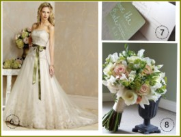 Olive Green Wedding Ideas