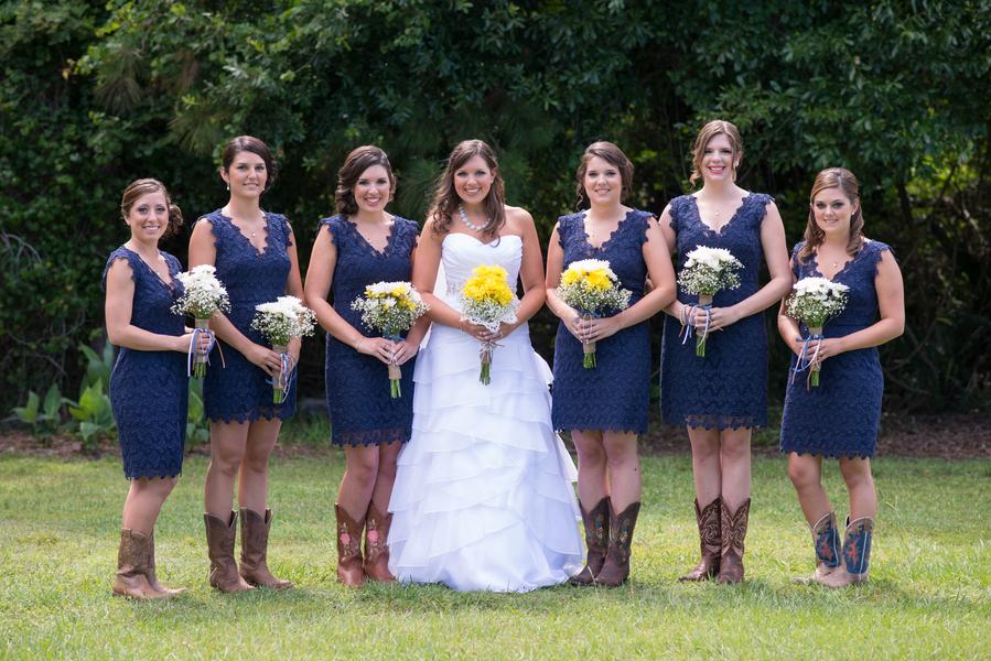 Florida Farm Wedding At Birdsong Barn Rustic Wedding Chic